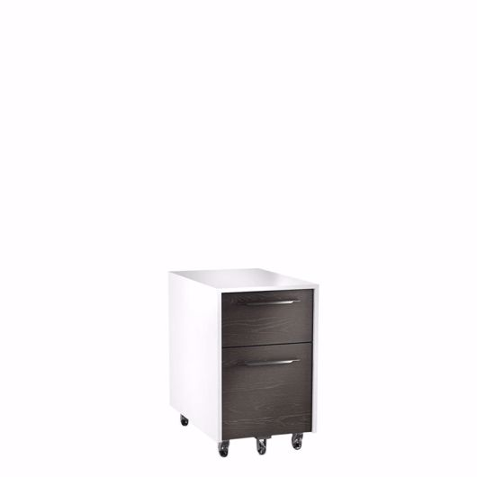 simple mobile storage cabinet