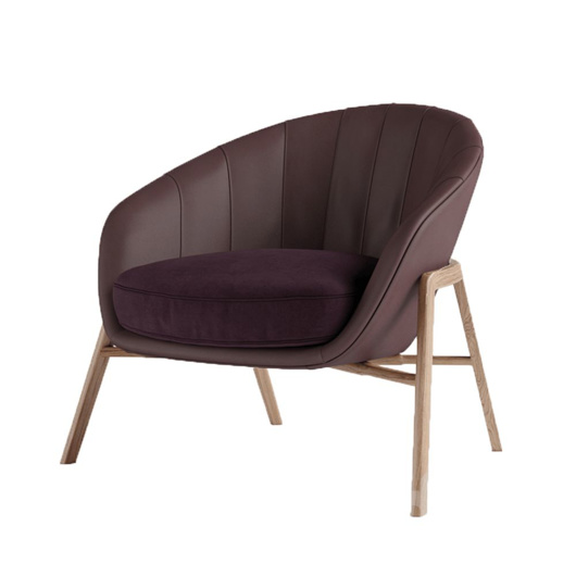 Picture of CASSIA Armchair - Brown