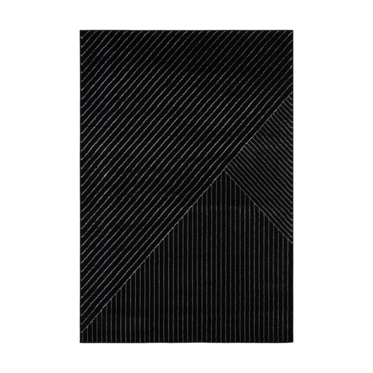 Picture of VENICE Rug Black - Medium