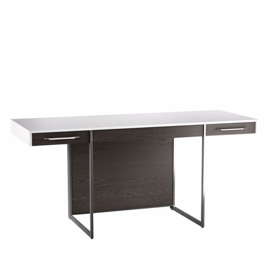 Picture of Format 6301 Desk - Charcoal Ash