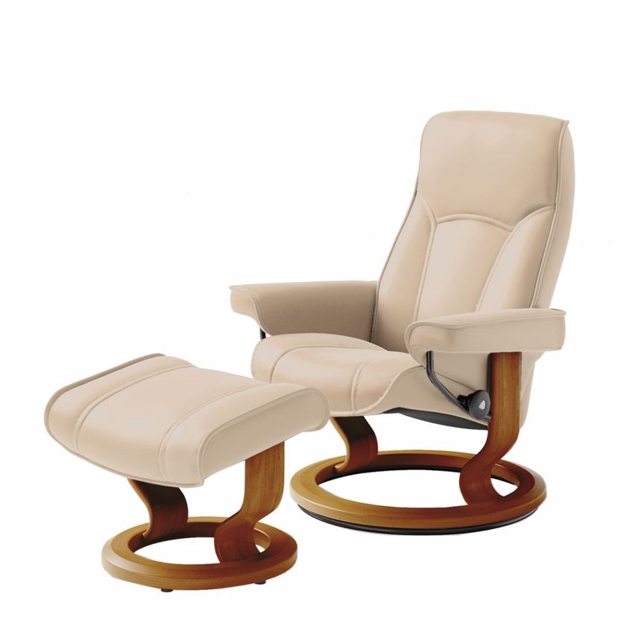 Groovy Stressless Senator Classic Chair Gmtry Best Dining Table And Chair Ideas Images Gmtryco