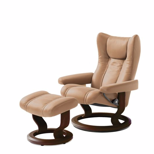 Picture of Wing Classic Recliner