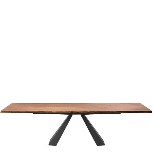 Image de ELIOT Wood Drive Dining Table