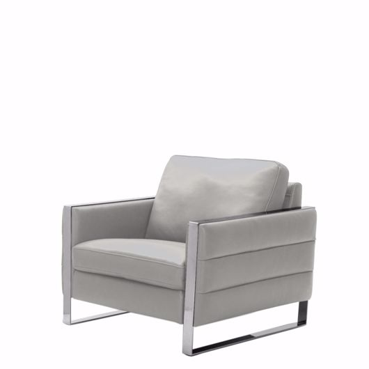 sleek arm chair