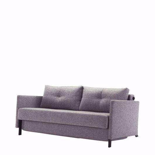 图片 Cubed Sofa Bed with Arms