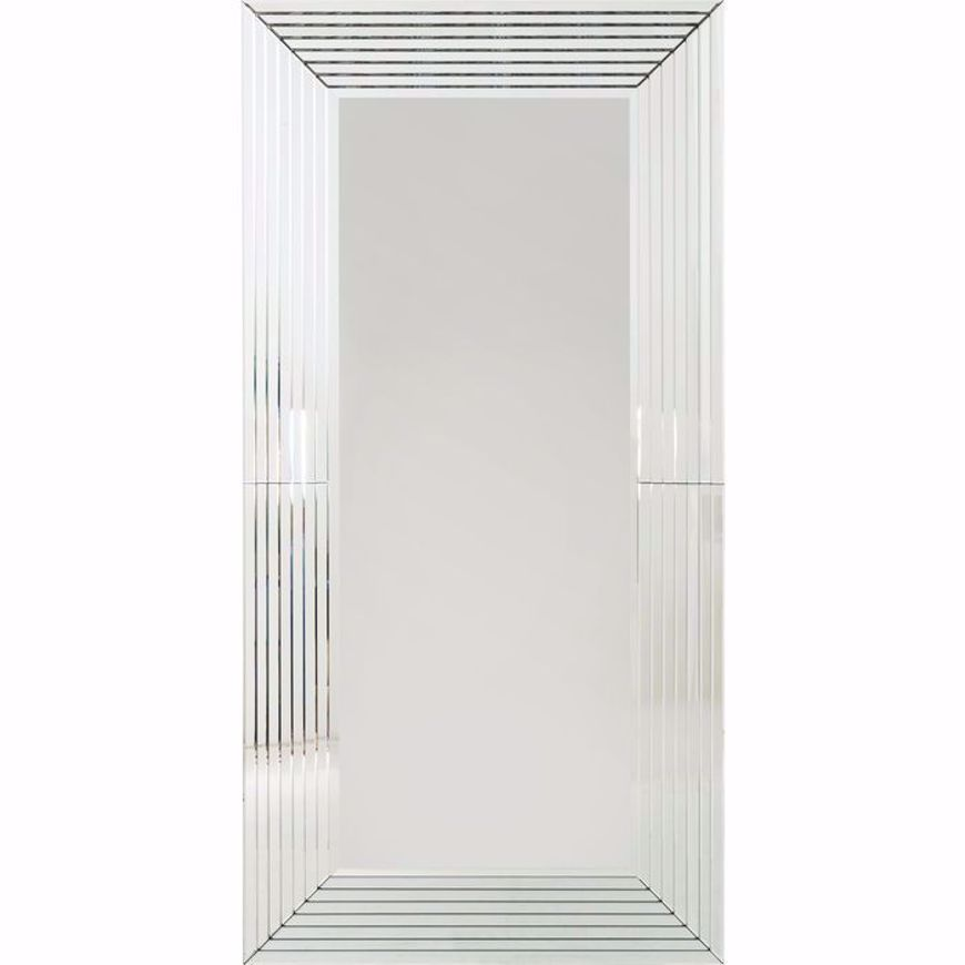Picture of Linea Rectangular Mirror 200