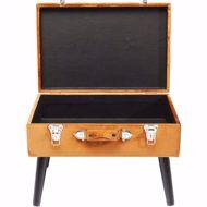 Picture of Suitcase Foot Stool - Orange