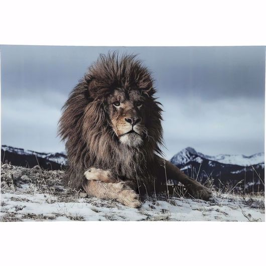 Image de Proud Lion Glass 180