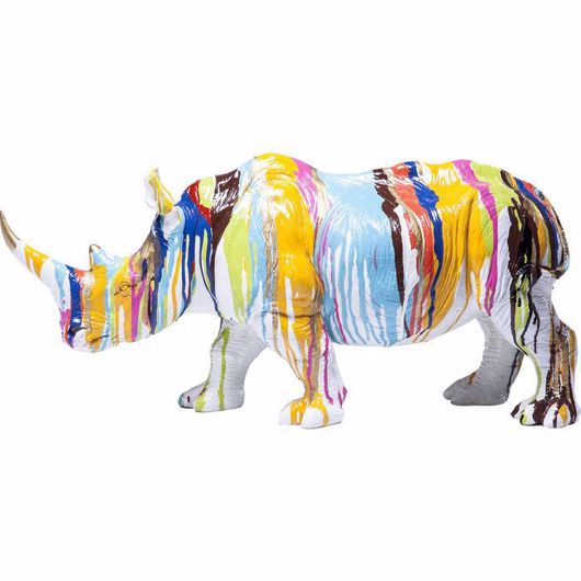 Image de Rhino Colore Figurine