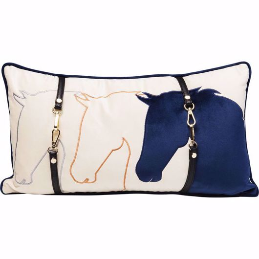 Image de Horsefaces Cushion