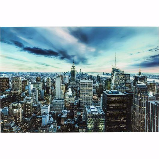 Image de New York Sunset Glass