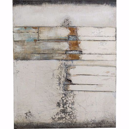 Image de Abstract Grey Line Two Painting