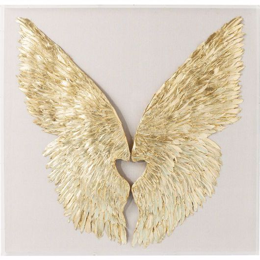 Picture of Wings Wall Decoration