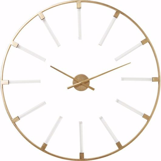 Image de Visible Sticks Wall Clock