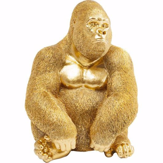 Picture of Gold Gorilla Side - Medium
