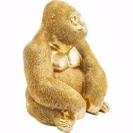 Image sur Gold Gorilla Side - Medium