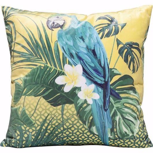 Image de Jungle Parrot Cushion