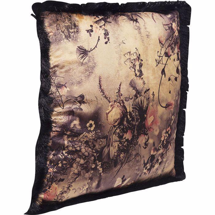 Image sur Romantic Garden Fringe Cushion
