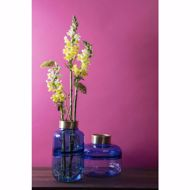 Image sur Positano 21 Belly Vase - Blue