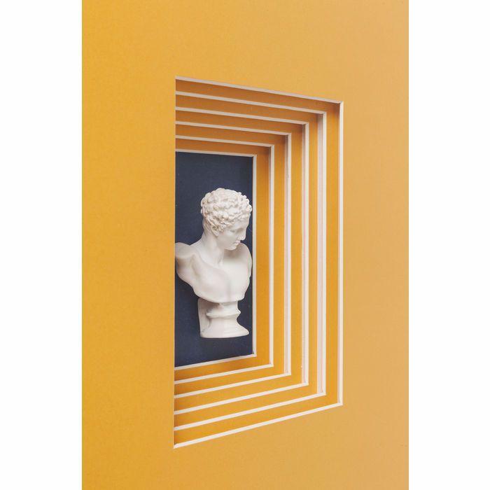 Image sur Ancient Bust Orange One