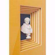 Image sur Ancient Bust Orange Three