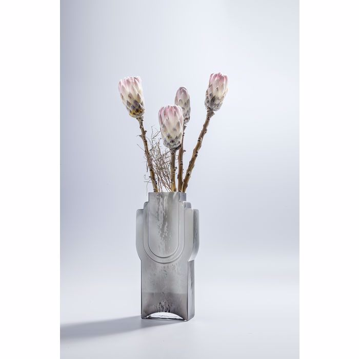 Image sur Las Vegas Vase - Grey
