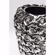 Image sur Rose Vase - Big Chrome