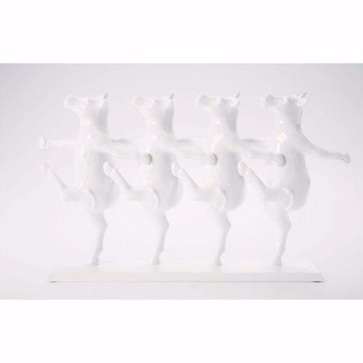Image de Dancing Cows Figurine