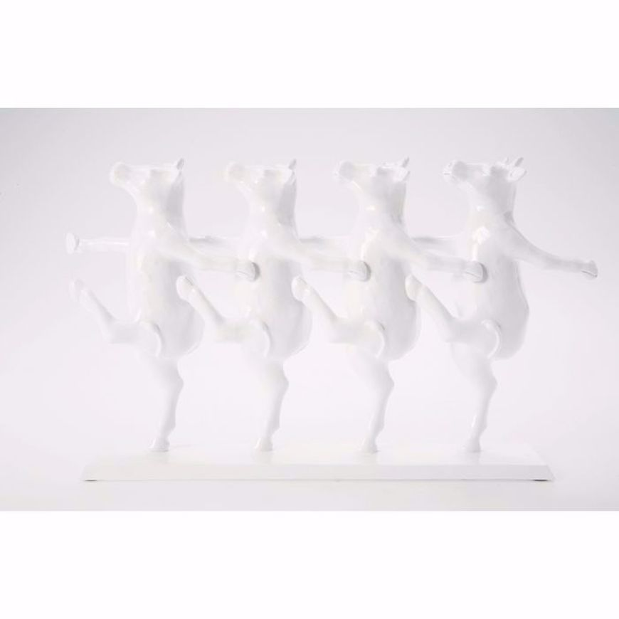 Picture of Dancing Cows Figurine