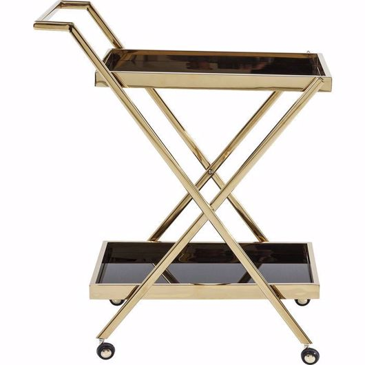 Image de Casino Gold Tray Table