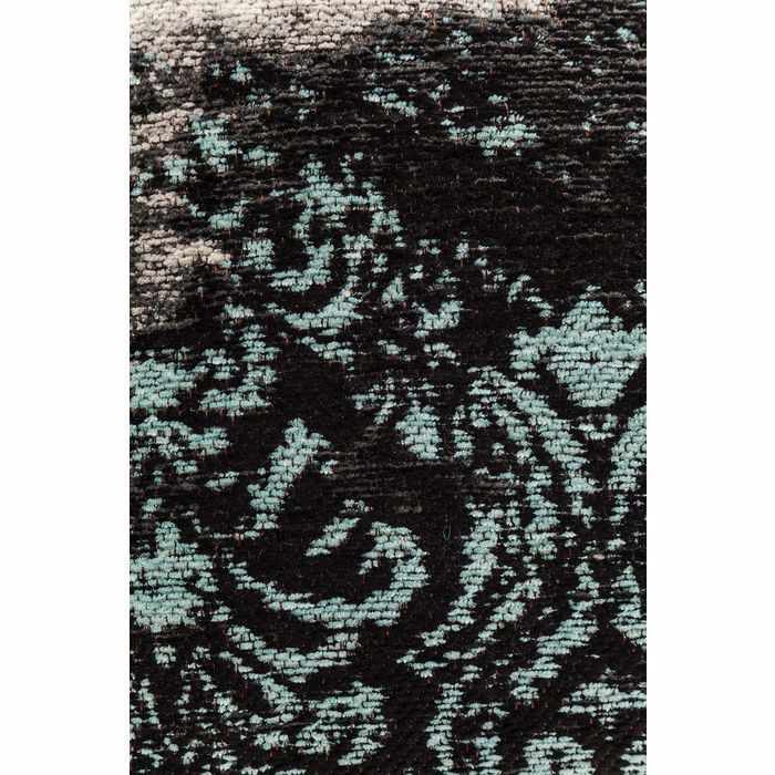 Image sur Kelim Ornament Cushion - Turquoise