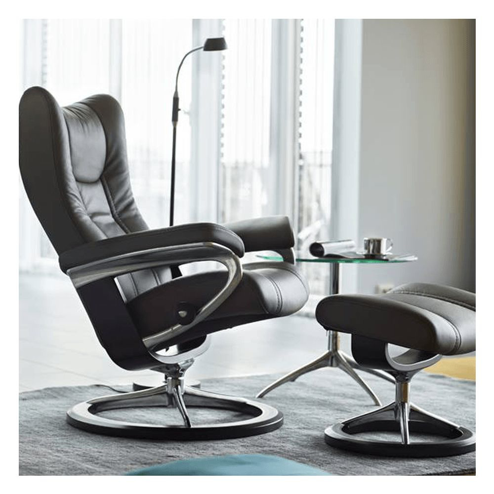 Image sur STRESSLESS WING SIGNATURE Chair
