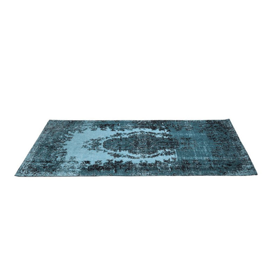 Picture of KELIM POP Turquoise Rug