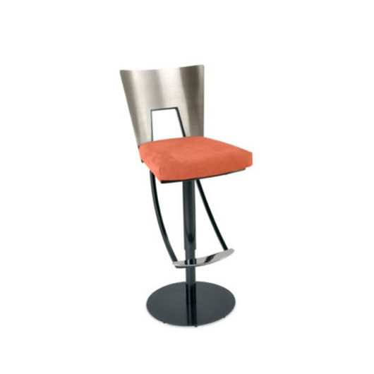 Image de Regal Adjustable Swivel Barstool