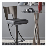 Image sur Regal Adjustable Swivel Barstool