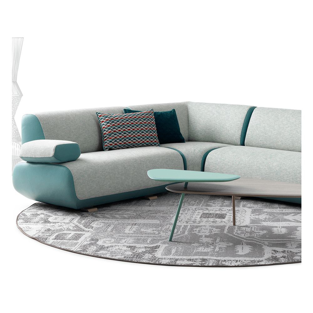 Picture of GUADALUPE Angle Sofa
