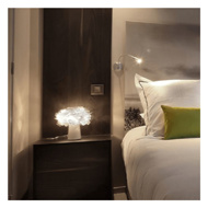 Picture of Clizia Rechargeable Table Lamp - Fume