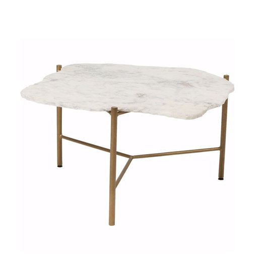 Image de Piedra Coffee Table - White
