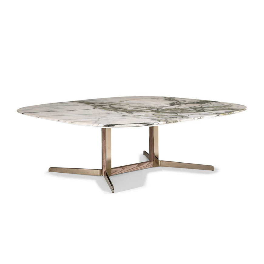 Image sur CAMPUS Central Table - Marble