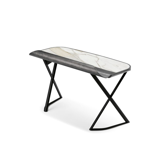 图片 COCOON Desk - Brushed Grey
