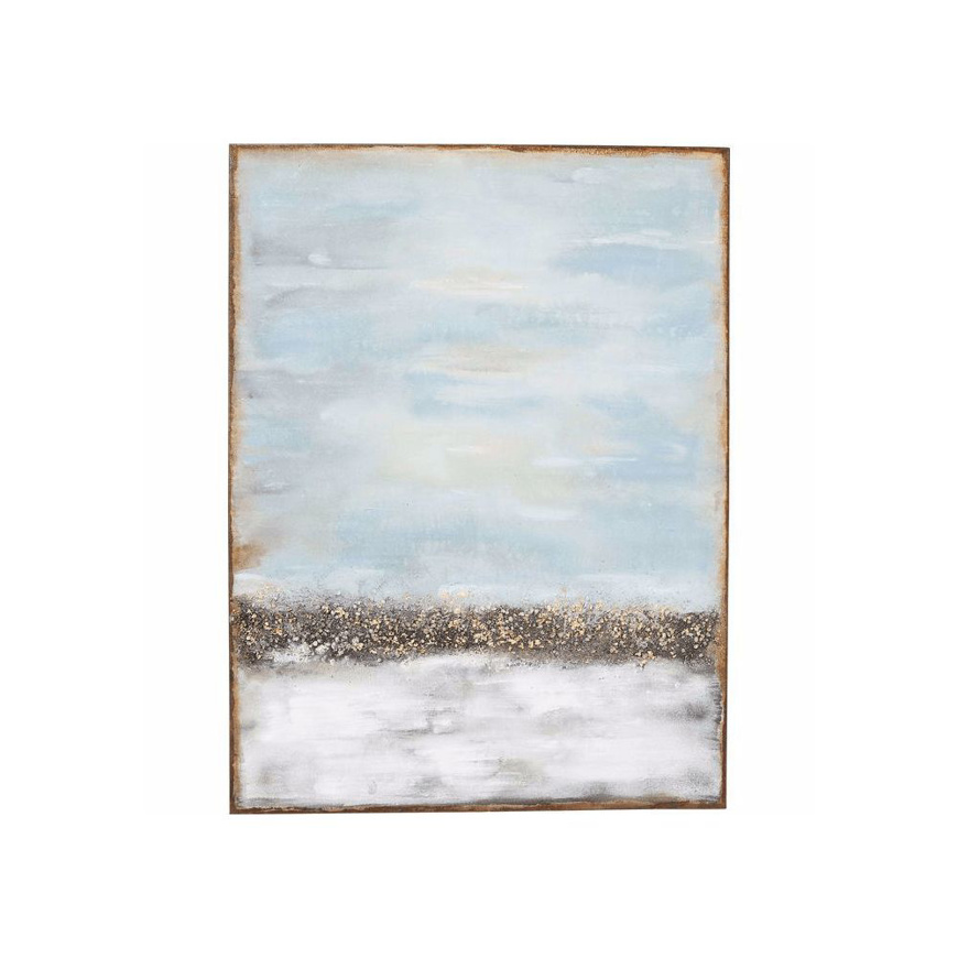 Image sur Abstract Horizon Painting
