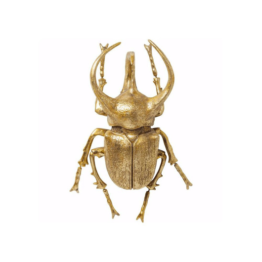 Picture of Atlas Beetle Wall Decoration - Gold