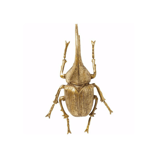 Picture of Herkules Beetle Wall Decoration - Gold