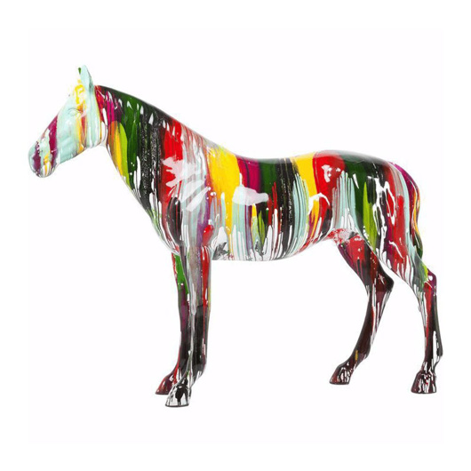 Image de Horse Colore Figurine