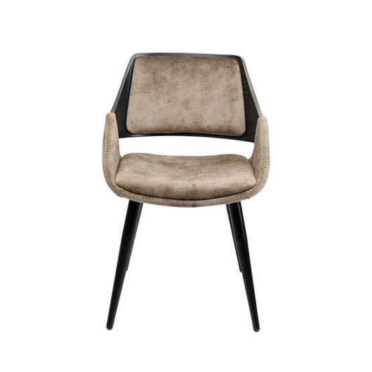 Picture of Chair with Armrest Sharona Champagne