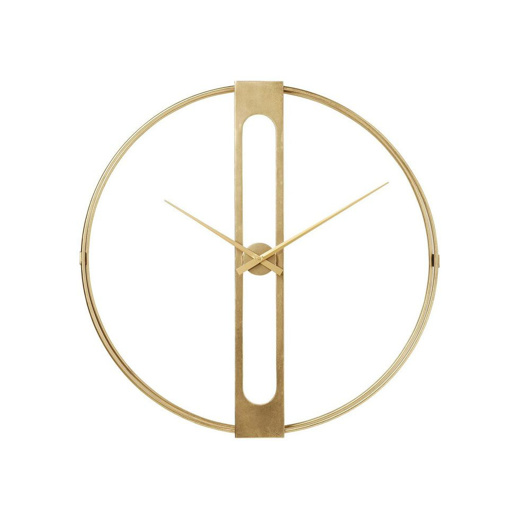 Picture of Wall Clock Clip Gold
