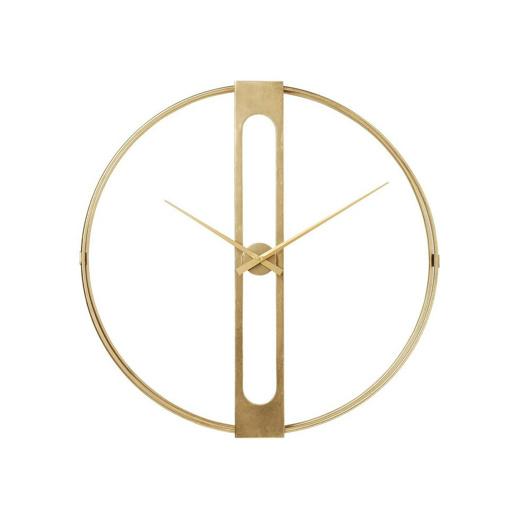 图片 Wall Clock Clip Gold