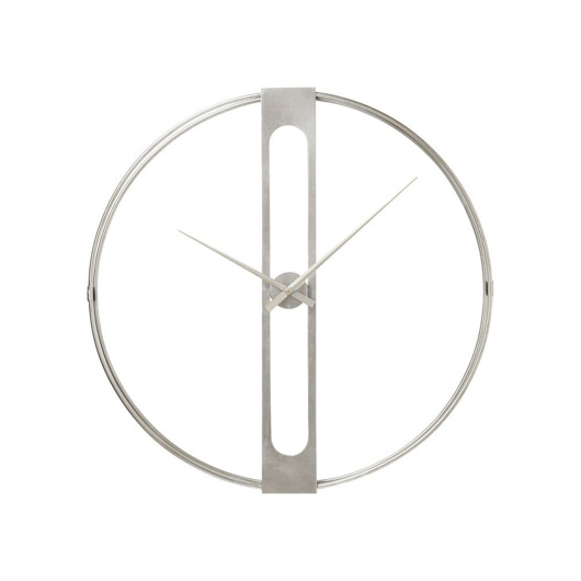 Picture of Wall Clock Clip Silver