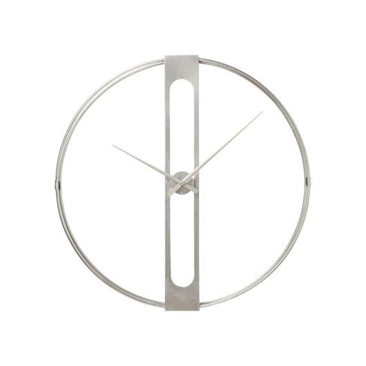 图片 Wall Clock Clip Silver