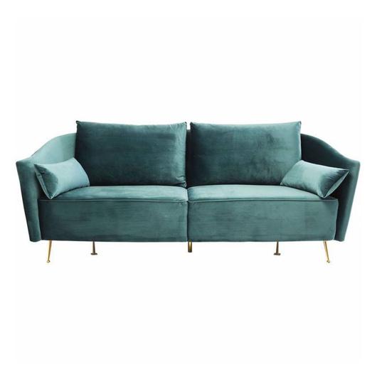 图片 Vegas Forever 3-Seat Sofa - Bluegreen